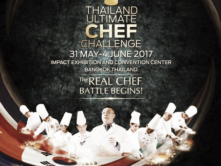 Thailand Ultimate Chef Challenge 2017