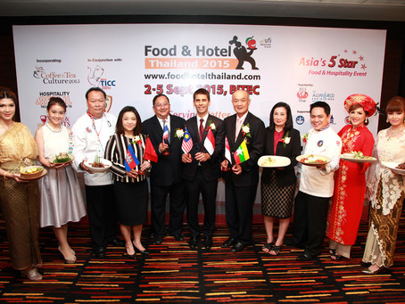 Food & Hotel Thailand 2015 – Serving Better Business
