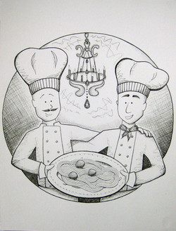Two Meatballs!