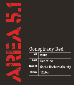 2015 Conspiracy Red