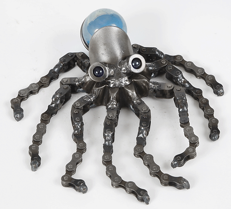 Item #: ENC010   Octopus