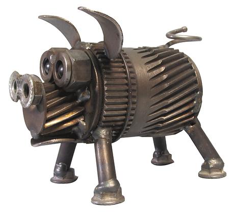Item #: ENC016  Petunia the Pig