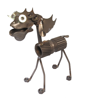 Item #: ENC022  Mable the Moose