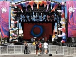 Sugar Mountain Festival Main Stage , AUS