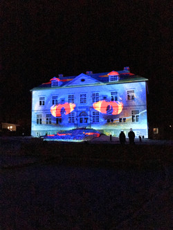 Video Mapping Iceland