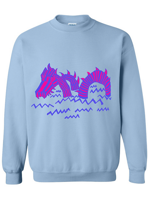 Sea Dragon Crew Neck
