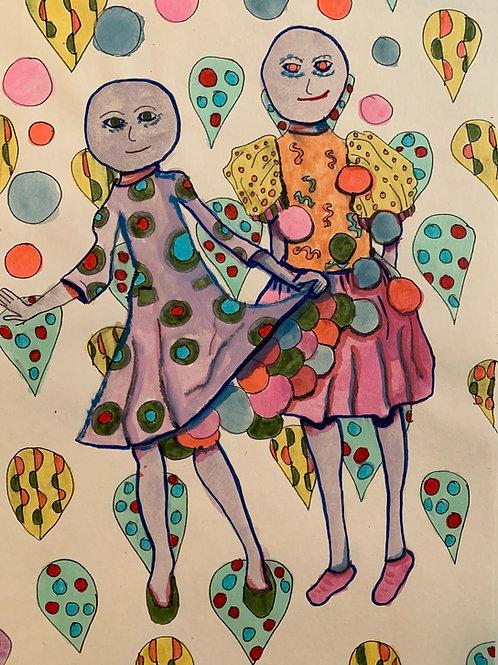 Bubble Girls