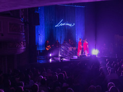 Stage and Lighting Design