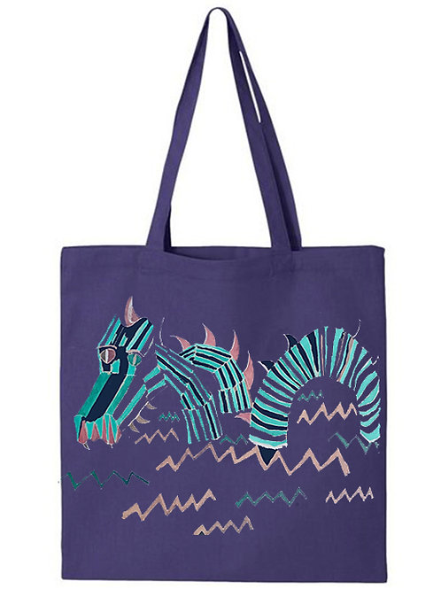 Sea Dragon Tote