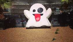 Ghost Emoji FYF fest
