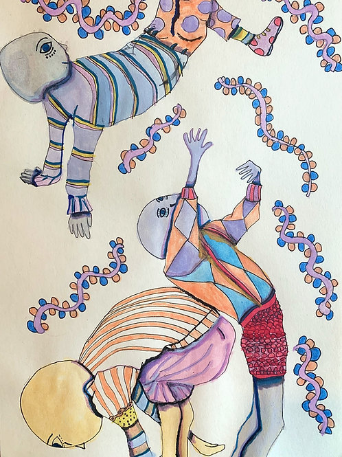 DANCING MOON LADIES