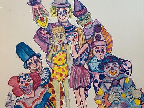 Clown Party