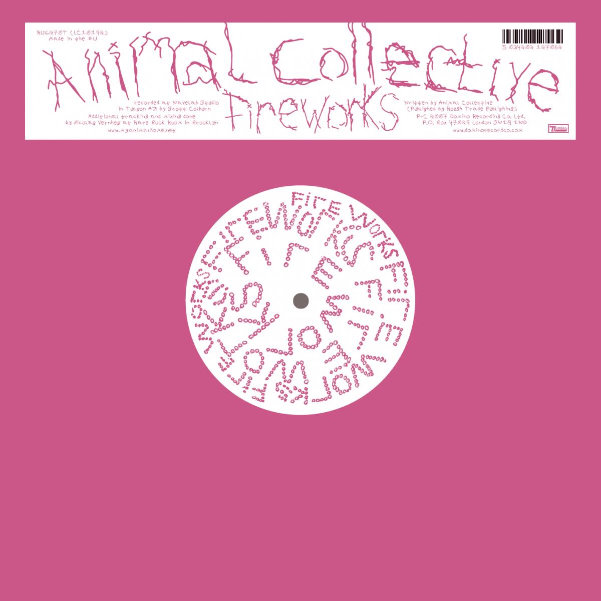 Animal Collective - Fireworks EP