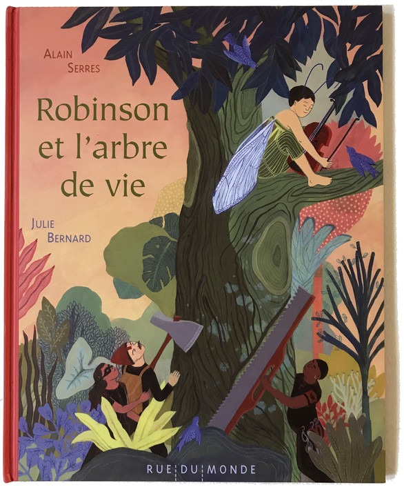 COVER ROBINSON