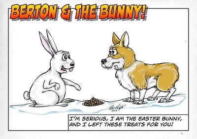 Berton & bunny
