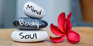 Energy healing for the Mind, Body and Soul