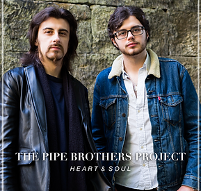 Heart & Soul - Artwork - The Pipe Brothe