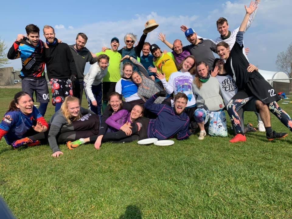 Hucks Camp 2019