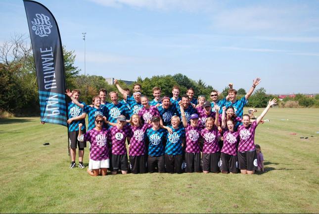 1st Team Photo - Aug 2012