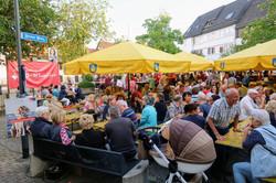 SPD-Weinfest - jedes Jahr ein voller Erfolg