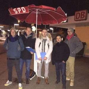 SPD führt Umfrage bezüglich Bus- und Bahnsituation durch