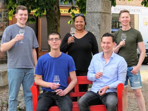 Organisationsteam hat sich entschieden: SPD-Weinfest soll am 18. September stattfinden