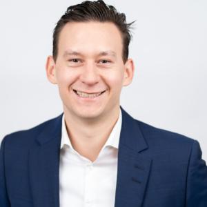 Moritz Kletzka, der Spitzenkandidat der SPD Steinbach