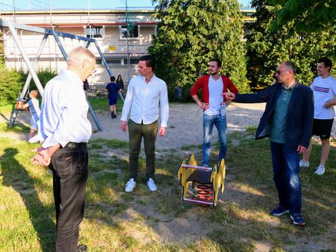 Spielplatzsanierung Obergasse – SPD begrüßt Umsetzung eines Wahlversprechens