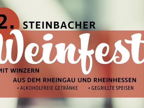 SPD lädt zum 2. Steinbacher Weinfest