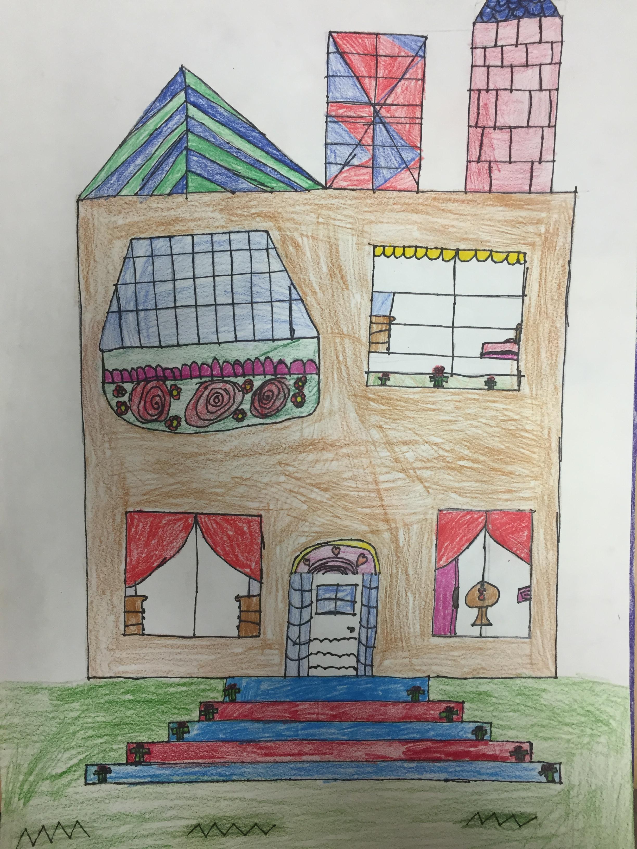 Macie, 4th Grade, Mr. Crossman's Class