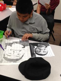 Miguel Vargas - 8th Grade