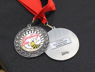 Spelling Bee Winners 2019!