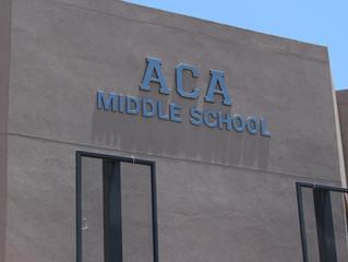 ACA Had a Great First Week of School!