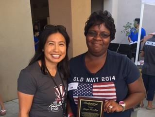 ACA's K-8 Volunteer of the Year!