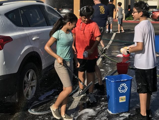 Arizona Charter Academy's Interact Club is Impassioned to Serve by Strong Partnership with the S