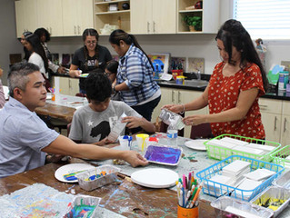 ACA Family Art Night a Blast