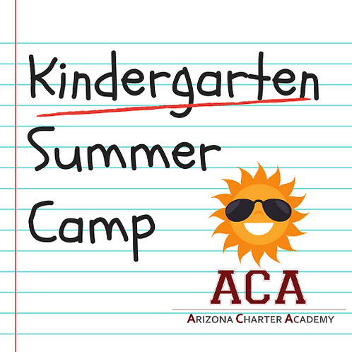 Kindergarten Summer Camp