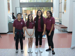 ACA's Middle School Empower Class Speaks to City of Surprise Council Meeting
