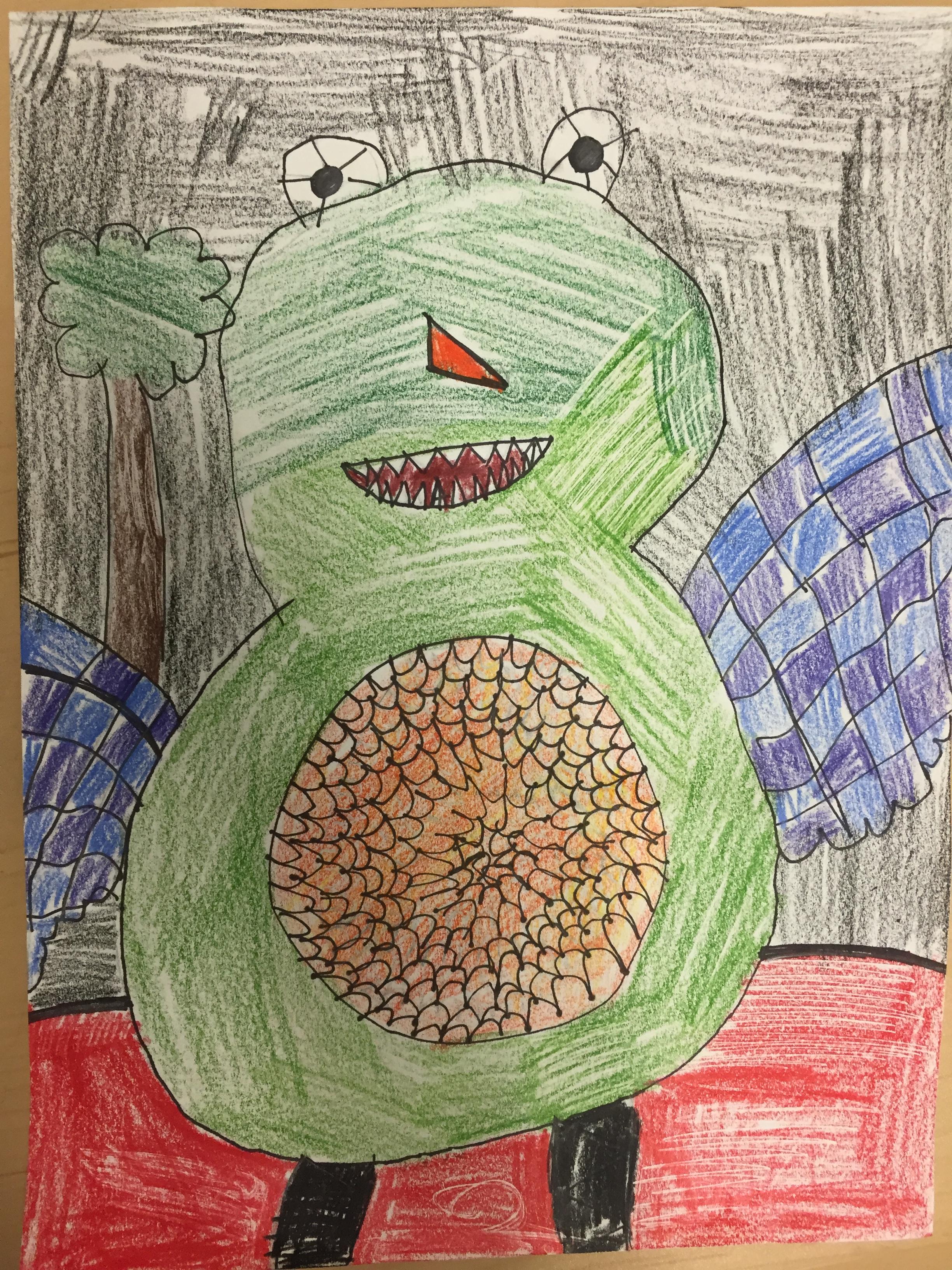 Tatianna,  Mrs. Dobbs, 3rd Grade