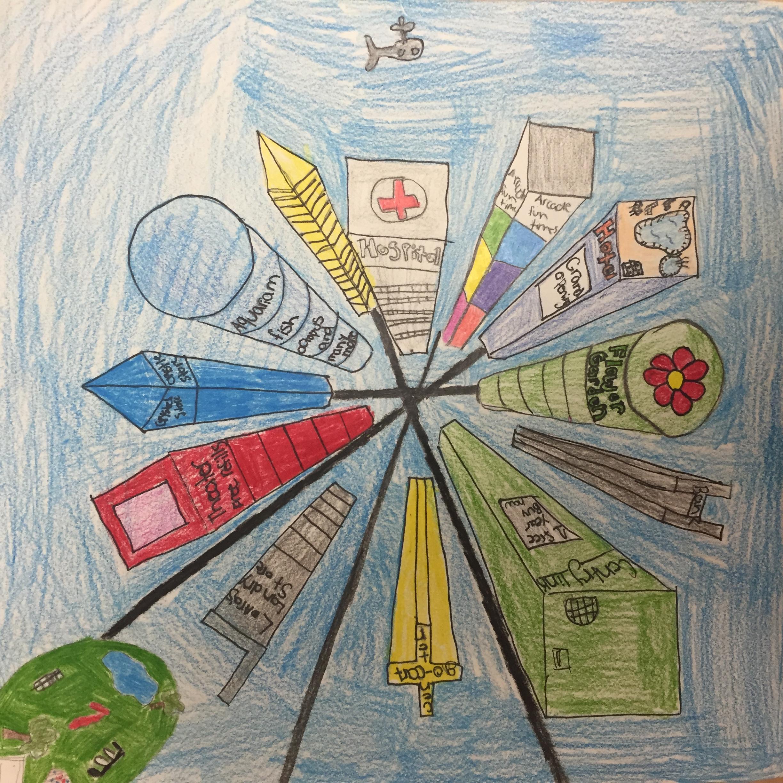 Jessican Guzman, 5th Grade