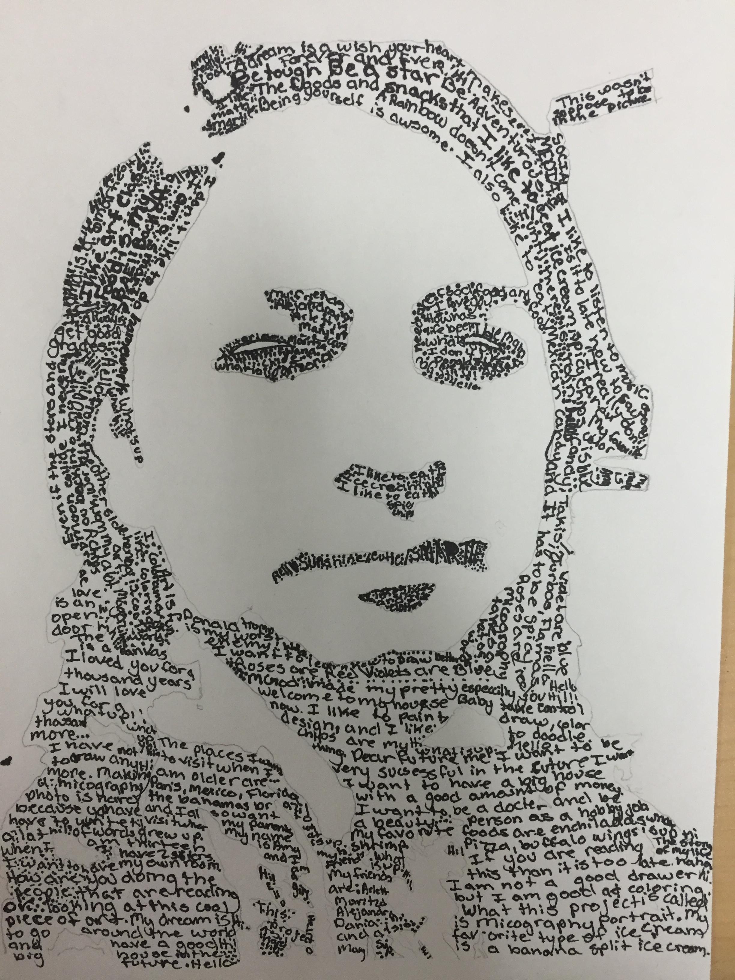 Amy Contreras, 7th Grade