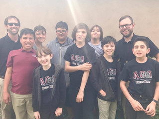 ACA's Chess Team First Season a Success!