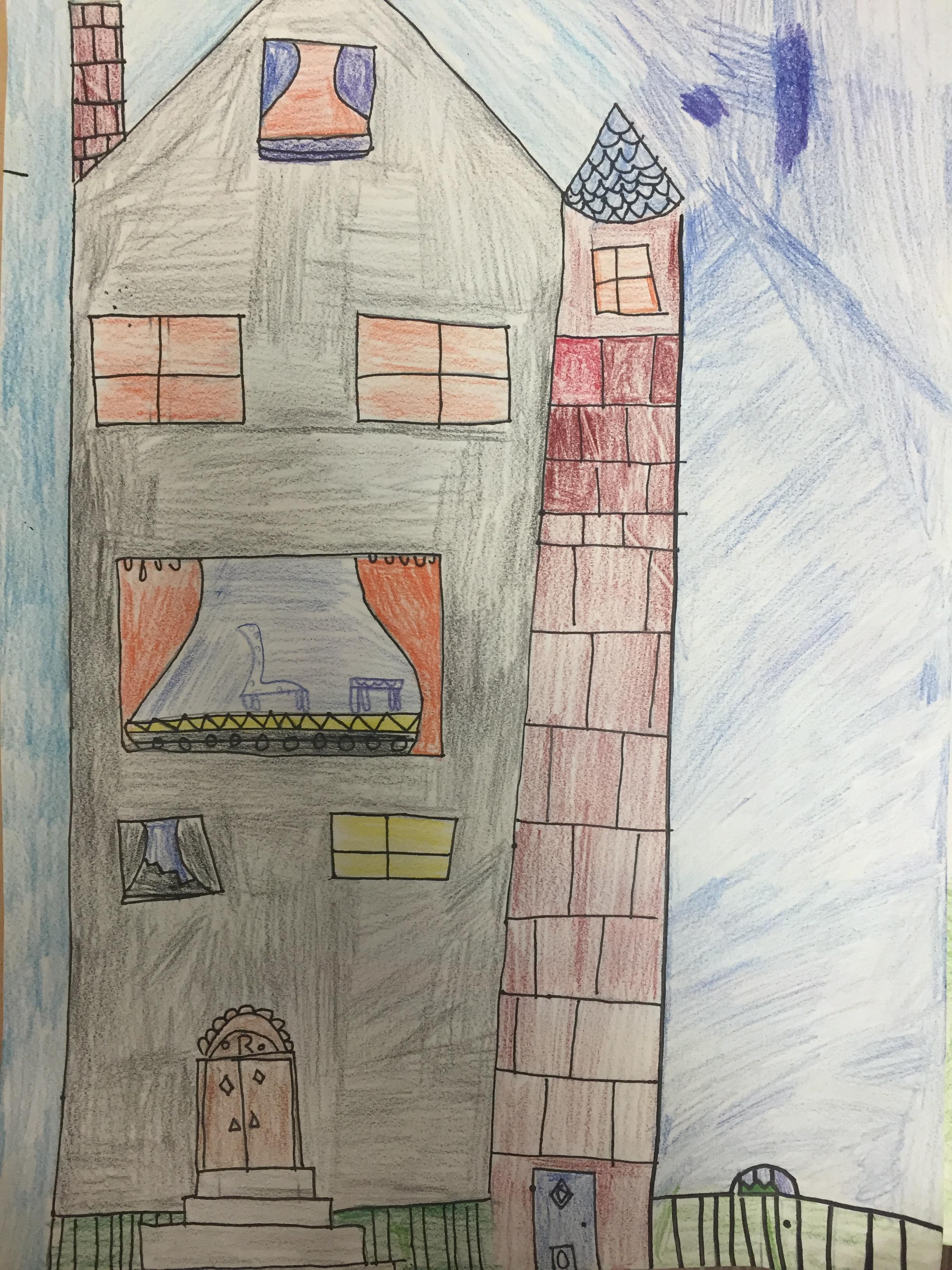 Christian R., 4th Grade, Mr. Crossman's Class
