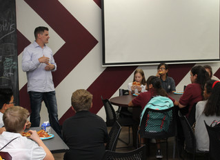 Lunch With Leaders Series at ACA
