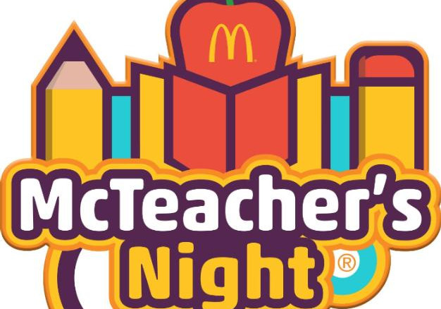 McTeachers Night- Come Support ACA!