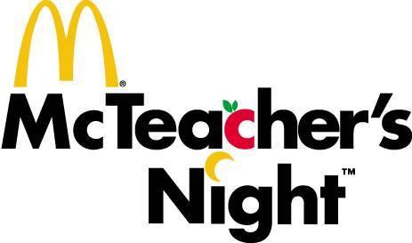 mcteacher's night logo