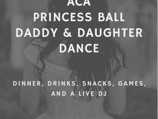 ACA Princess Ball