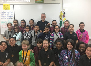 4th Graders Win City of Surprise Literacy Challenge