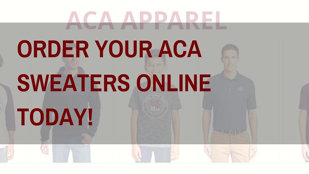 ACA Store Graphic