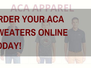 Order Your ACA Sweater Online Today!